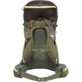The North Face Banchee 50 Mochila Mujer, four leaf clover/new taupe green